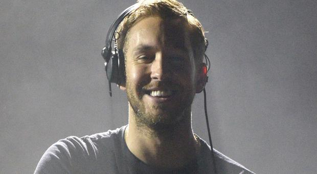 Calvin Harris looks set to get a fifth number one this weekend