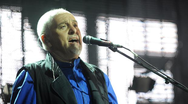Peter Gabriel has honoured for his pioneering contribution to the world of prog rock