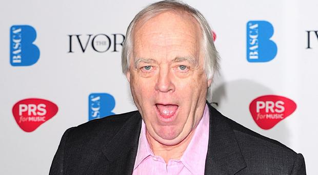 Sir Tim Rice is to be honoured for his contribution to music