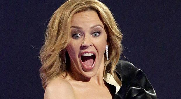 Kylie Minogue is about to go on tour