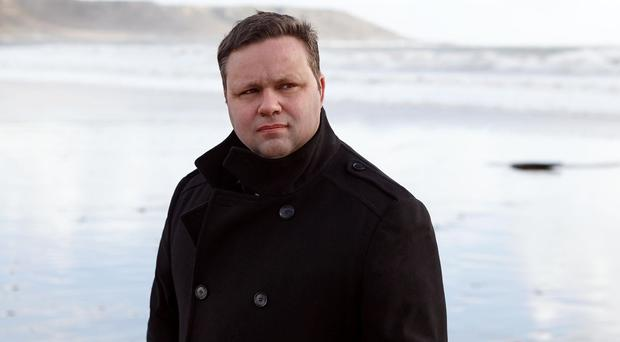 Paul Potts has released his fourth album Home