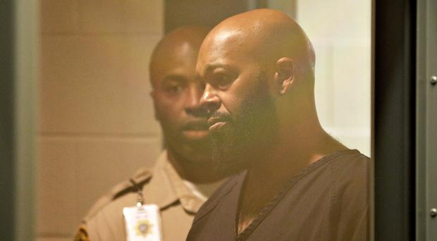 Suge Knight has been hospitalised after being taken ill in his jail cell
