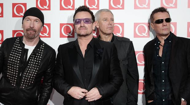 U2 will perform at the MTV EMAs in Glasgow
