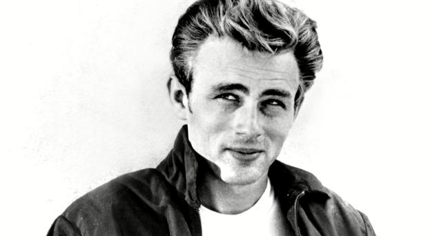 James Dean's autograph is worth more than any other celebrity (Rex)