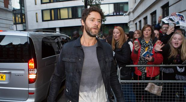 Howard Donald is looking forward to Take That's arena tour