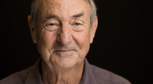 Nick Mason is the drummer with Pink Floyd