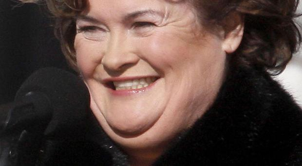 Susan Boyle has recorded another album