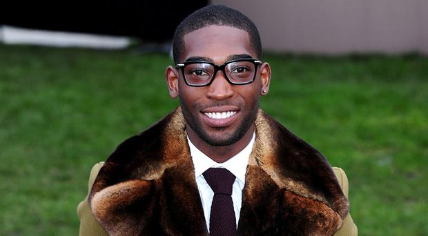 Tinie Tempah says he would love to pick up an honour at Buckingham Palace