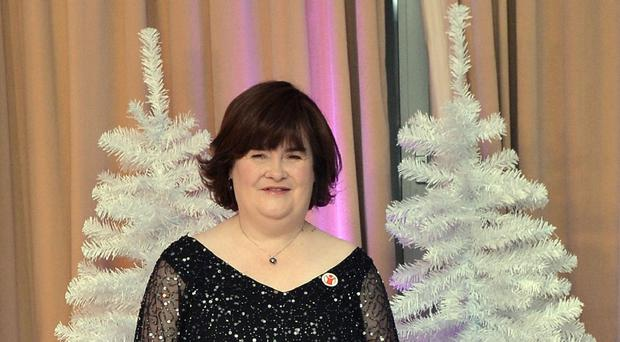 Susan Boyle has spoken about her experiences with Asperger syndrome