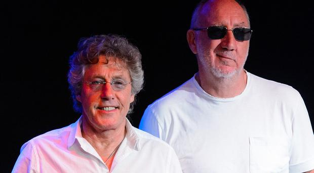 Roger Daltry and Pete Townshend of The Who who will end their 50th anniversary tour by returning to Hyde Park