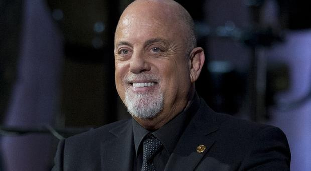 Billy Joel received the Gershwin Prize for Popular Song