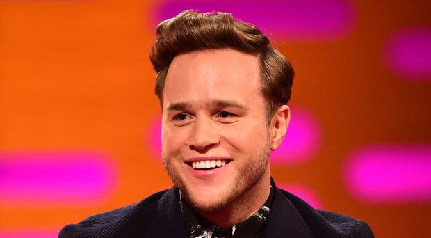 Olly Murs has spoken out against bullies on Twitter