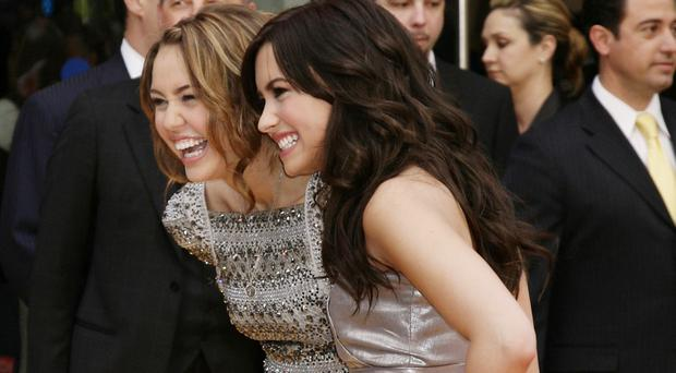 Miley Cyrus and Demi Lovato used to be friends but Demi says they have grown apart