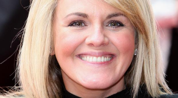 Sally Lindsay was in the St Winifred's School Choir