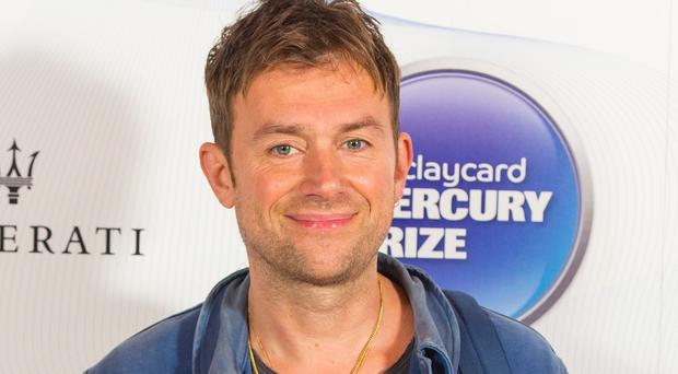 Damon Albarn is said to be working with Adele on her new album