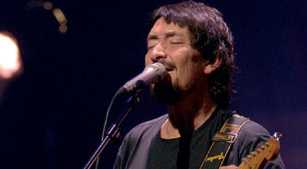 Chris Rea is on tour