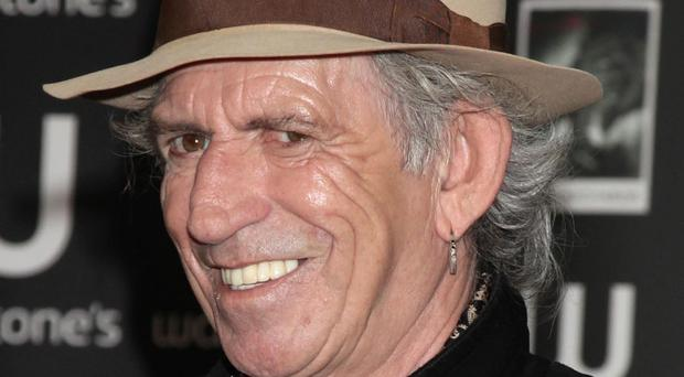 Rolling Stone Keith Richards was especially close to Bobby Keys