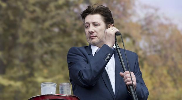 Fairytale Of New York, by the Shane MacGowan's Pogues and Kirsty MacColl, is the most played Christmas song