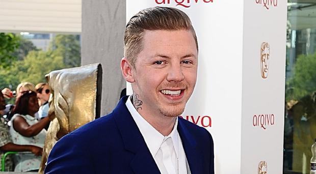 Professor Green has talked about his clashes with other musicians