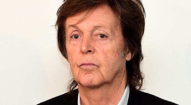 Sir Paul McCartney talks about the death of John Lennon