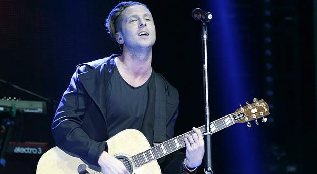 Ryan Tedder of OneRepublic has been working with Madonna