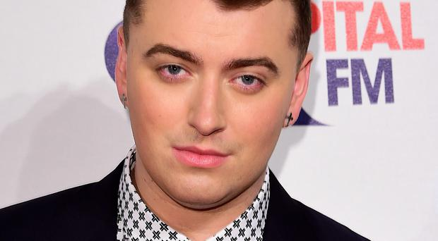 Sam Smith has been named the best artist of 2014