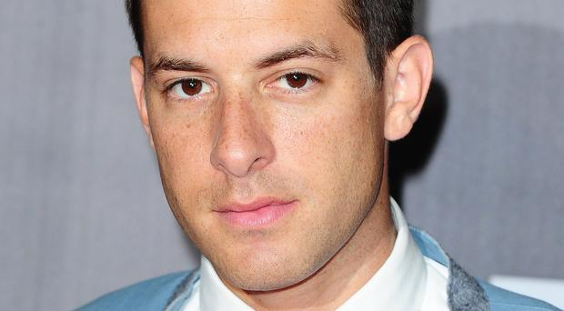 Mark Ronson has topped the singles charts for the first time