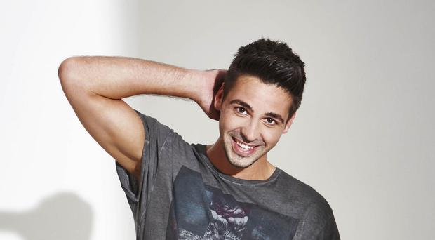Ben Haenow is this year's winner of the ITV 1 talent show, The X Factor. (Syco/Thames TV)