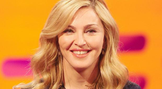 Madonna has live dates planned for 2015