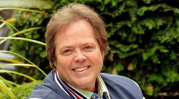 Jimmy Osmond posted a video of himself getting breathalysed online
