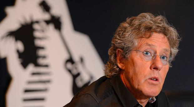Roger Daltrey has been ordered to rest up by doctors