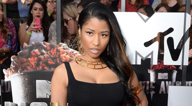Nicki Minaj is the new face of Roberto Cavalli's upcoming collection