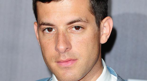 Mark Ronson's Uptown Funk has topped the singles charts again