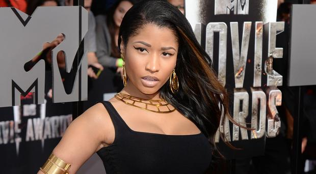 Nicki Minaj opened up to Rolling Stone magazine