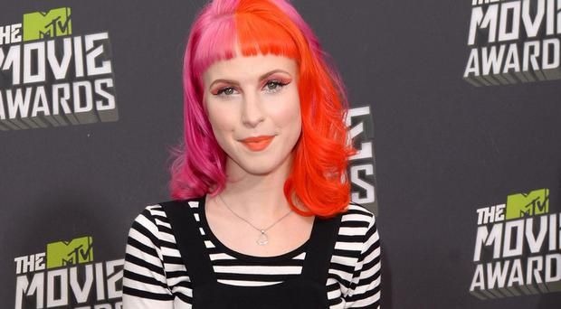 Paramore's Hayley Williams has got engaged to Chad Gilbert