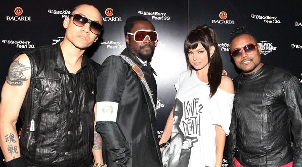 The Black Eyed Peas - Taboo, Will.i.am, Fergie and apl.de.ap - are celebrating their 20th anniversary this year