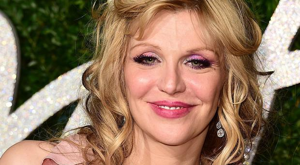 Courtney Love is about to make her musical theatre debut