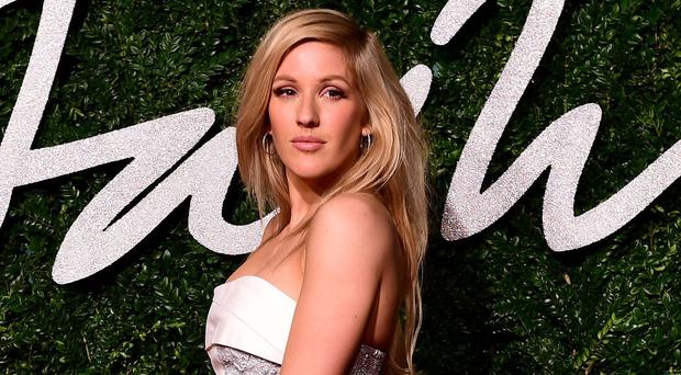 Ellie Goulding has unveiled her sexy track for the Fifty Shades Of Grey movie