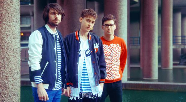 Years & Years have topped the BBC Music Sound of 2015
