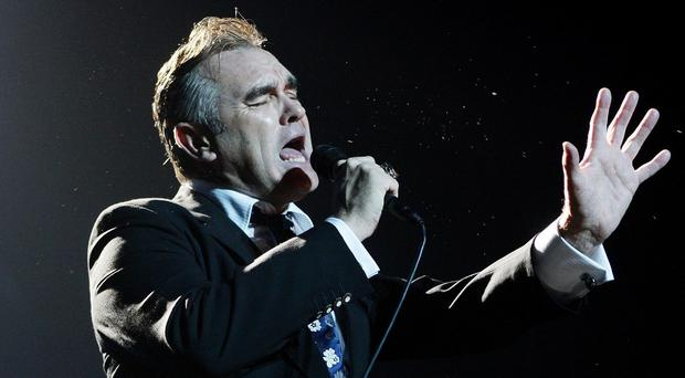 Morrissey will play six dates in the UK in March