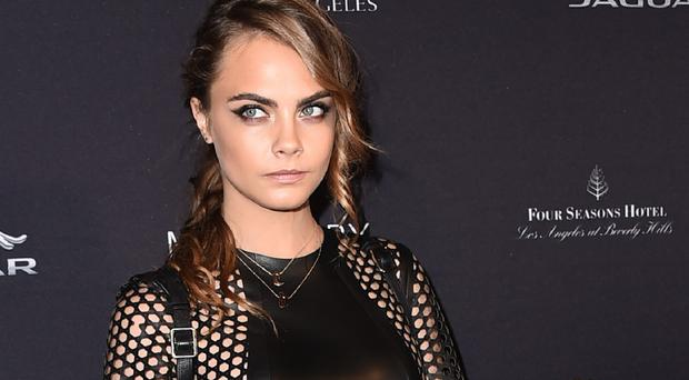 Cara Delevingne has apparently moved to Hollywood