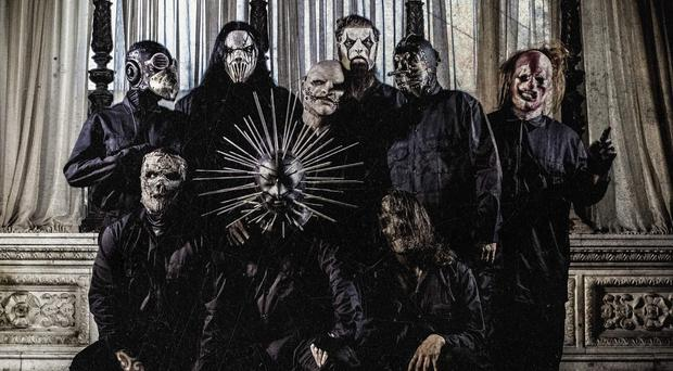 Slipknot are heading out on a UK tour