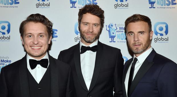 Take That will play a fundraising show for War Child