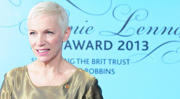 Annie Lennox says she was hurt by online criticism of her