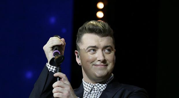 Sam Smith will be singing at the Grammys