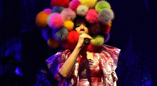 Bjork has released her new album early
