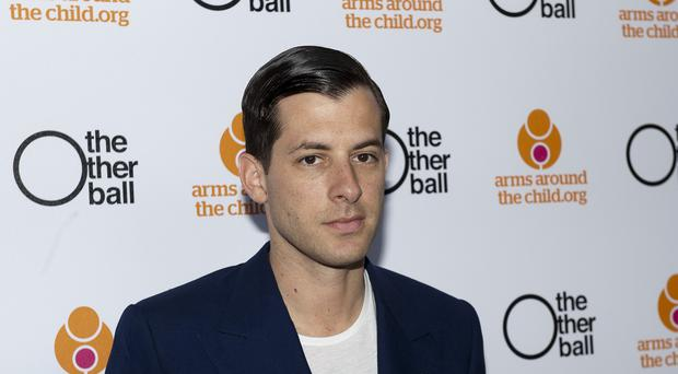 Mark Ronson tops the singles and albums chart