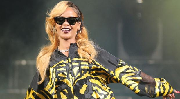 Rihanna has collaborated with Sir Paul McCartney and Kanye West