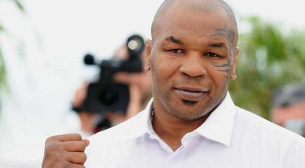 Mike Tyson has been talking about his collaboration with Madonna