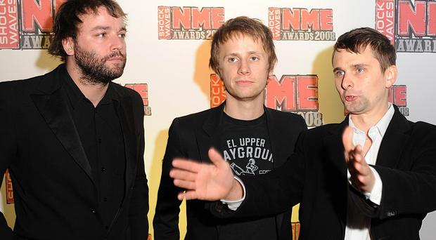Muse have posted a clue to their new album title online